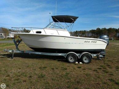 Sea Pro 21 Walkaround, 21', for sale - $18,500
