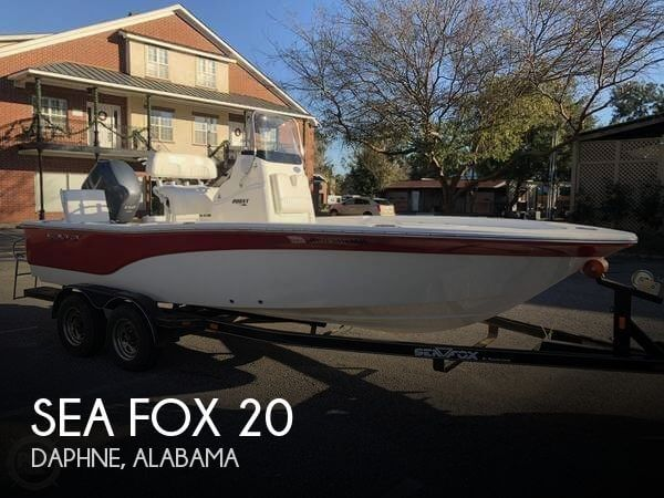 Used Sea Fox Boats For Sale by owner | 2013 Sea Fox 20