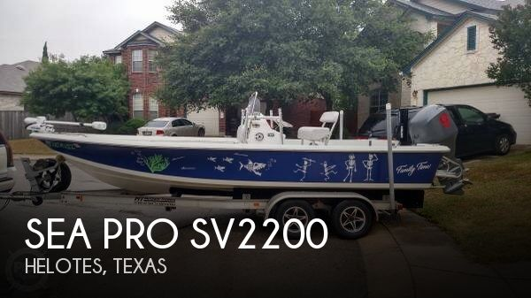Used Sea Pro Boats For Sale by owner | 2004 Sea Pro 22