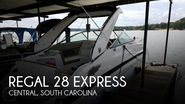 Used Boats For Sale in Greenville, South Carolina by owner | 2016 Regal 28