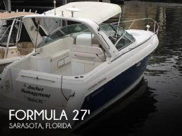 2003 Formula Thunderbird 27PC