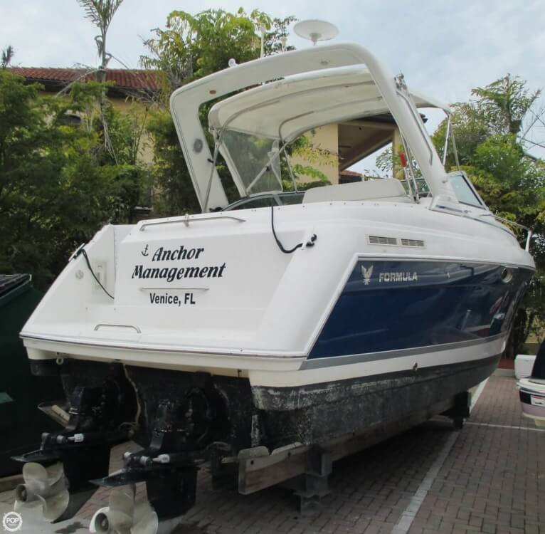 2003 Formula boat for sale, model of the boat is Thunderbird 27PC & Image # 13 of 40