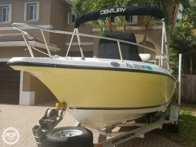 Century 2001 CC, 20', for sale - $20,998