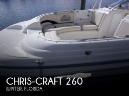 1999 Chris-Craft 260 Sport Deck