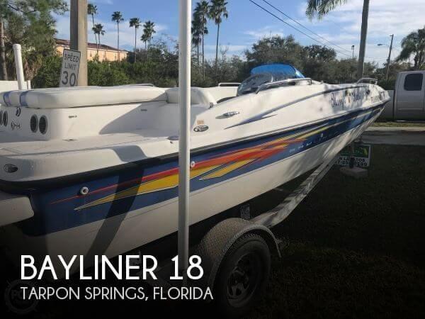 Used Bayliner 18 Boats For Sale by owner | 2007 Bayliner 18