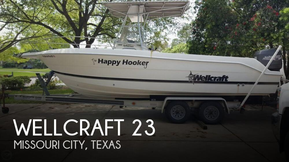 Used Wellcraft Boats For Sale in Texas by owner | 1999 Wellcraft 23