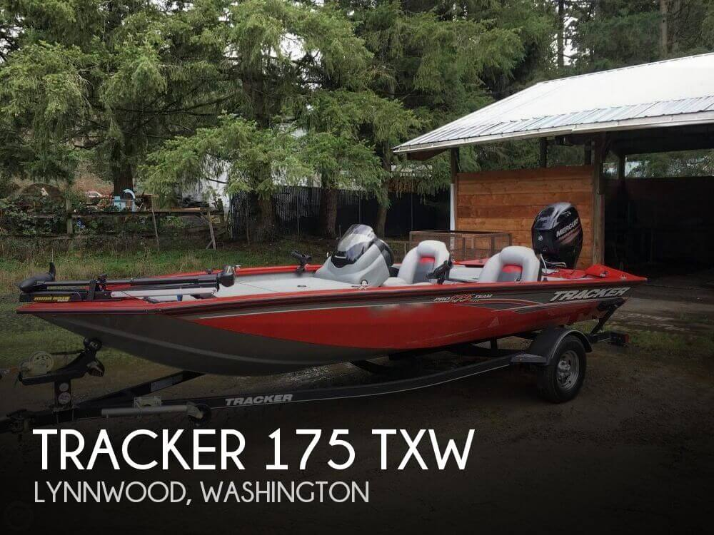 2016 Tracker 18