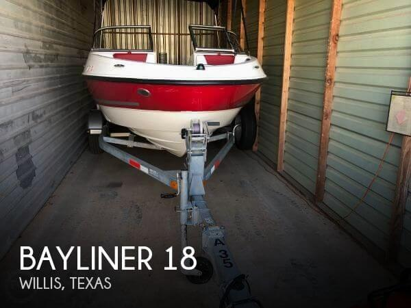 Used Bayliner Boats For Sale in Texas by owner | 2014 Bayliner 18
