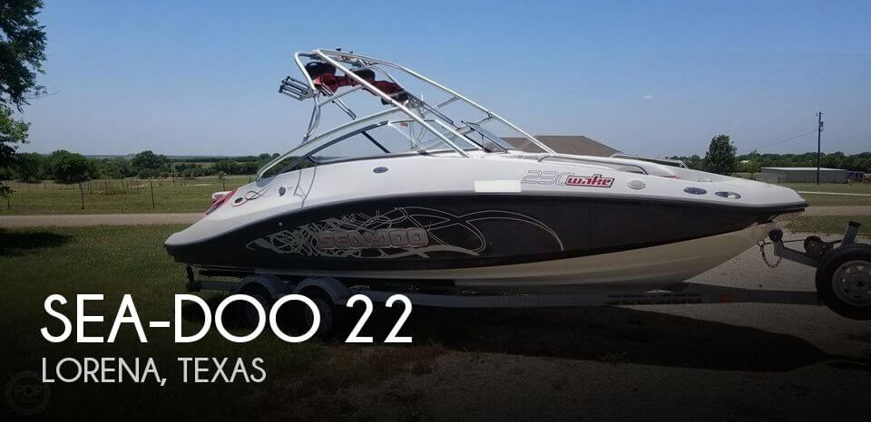 Used Sea-Doo Boats For Sale by owner | 2008 Sea-Doo 22