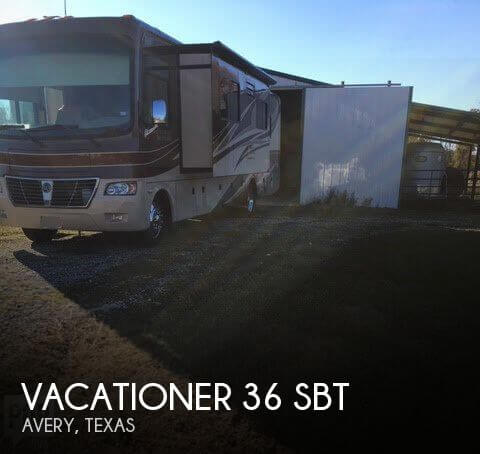 2014 Holiday Rambler Vacationer 36 SBT