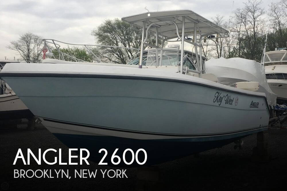 Used Angler Boats For Sale by owner | 2004 Angler 2600