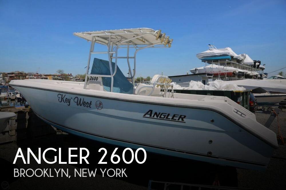2004 Angler 2600