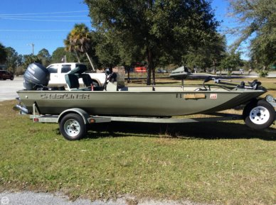 Crestliner 1754 VDS, 17', for sale - $13,000