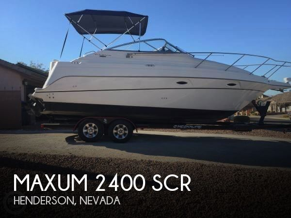 Used Maxum 24 Boats For Sale by owner | 2002 Maxum 24