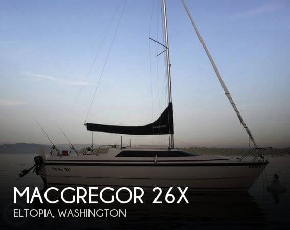 Used Boats For Sale in Kennewick, Washington by owner | 2000 MacGregor 26
