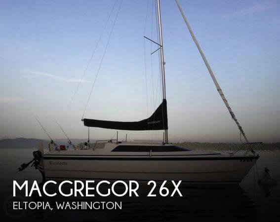 2000 MacGregor 26X