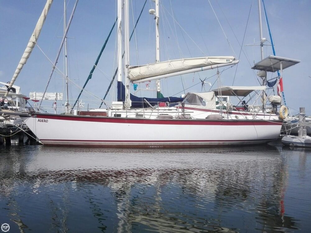 Used 1977 Endeavour 37 Ketch, Madisonville Louisiana