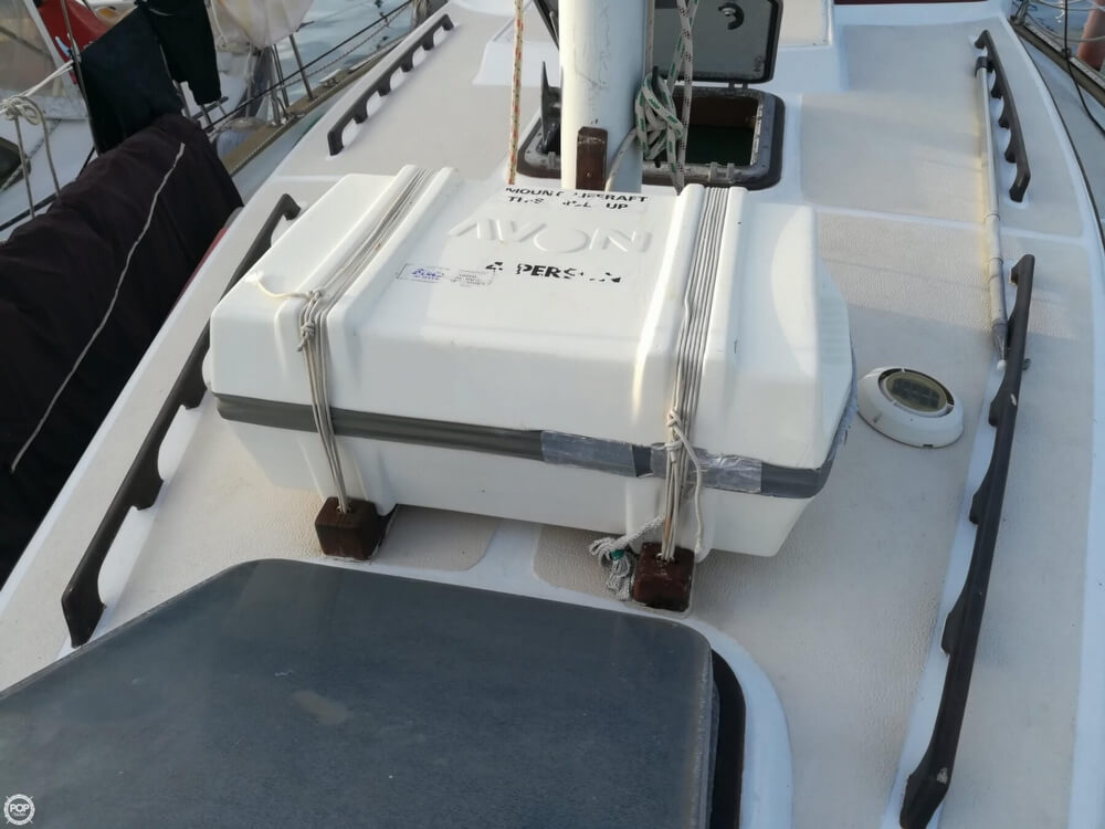 1981 Endeavour boat for sale, model of the boat is 37 & Image # 13 of 40