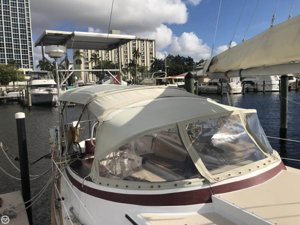 1981 Endeavour boat for sale, model of the boat is 37 & Image # 34 of 40