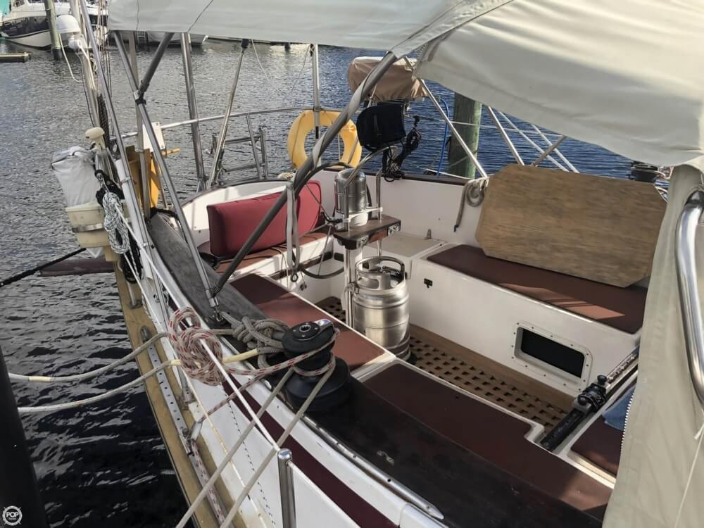 1981 Endeavour boat for sale, model of the boat is 37 & Image # 38 of 40