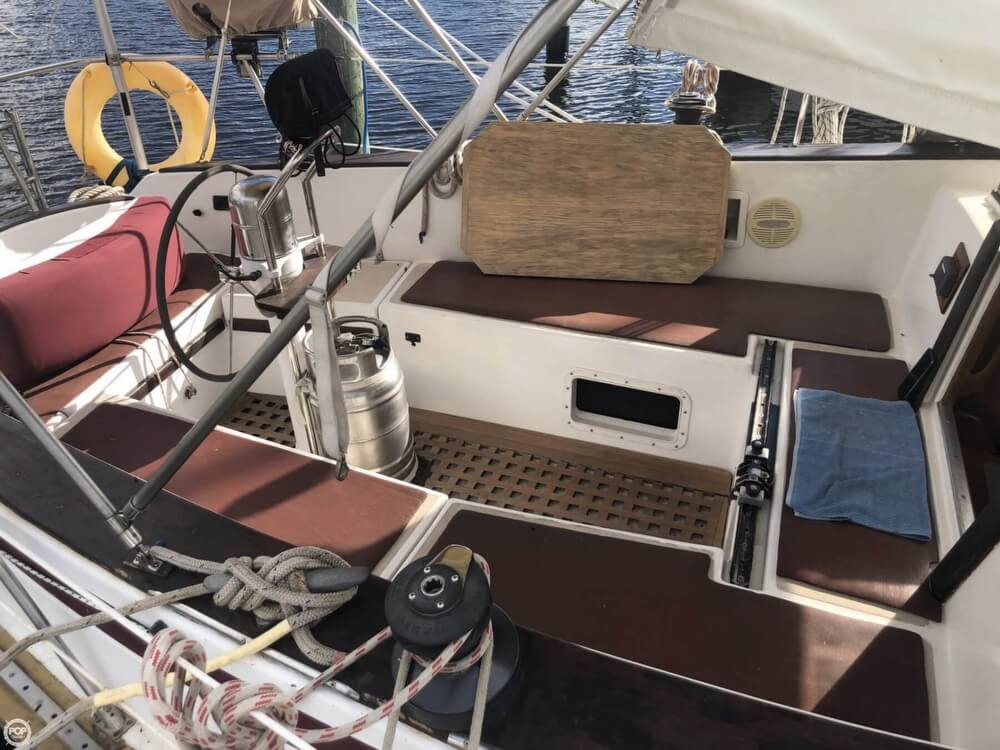 1981 Endeavour boat for sale, model of the boat is 37 & Image # 39 of 40