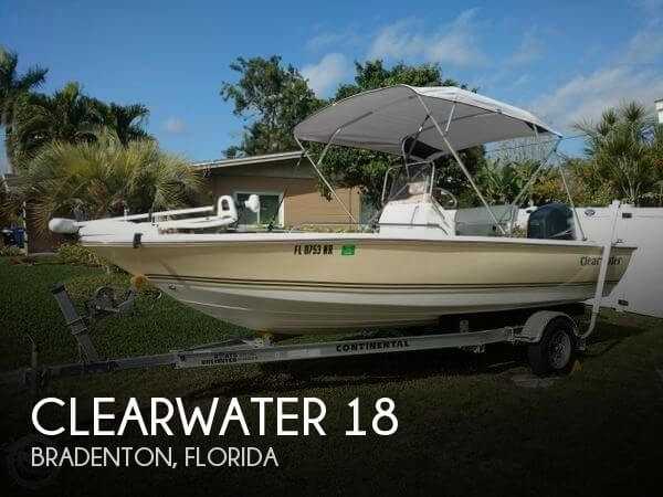 Used Clearwater Boats For Sale by owner | 2008 Clearwater 18