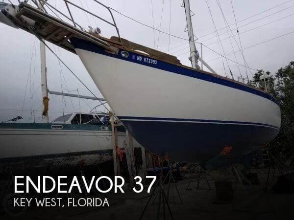 1979 Endeavor 37