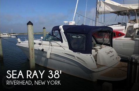 Used Boats For Sale in Hartford, Connecticut by owner | 2000 Sea Ray 38