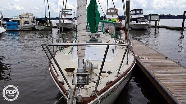 1976 Pearson boat for sale, model of the boat is 35 & Image # 7 of 40