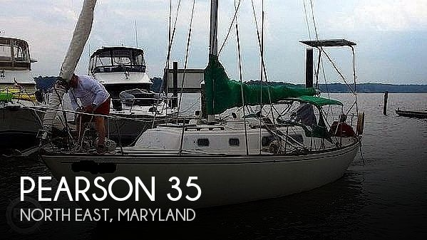Used Tillotson   Pearson 35 Boats For Sale by owner | 1976 Pearson 35