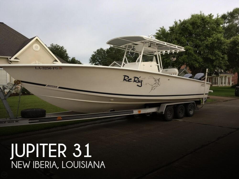 Used Jupiter Boats For Sale in Louisiana by owner | 2002 Jupiter 31