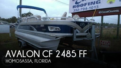 Used Avalon Boats For Sale by owner | 2013 Avalon 24