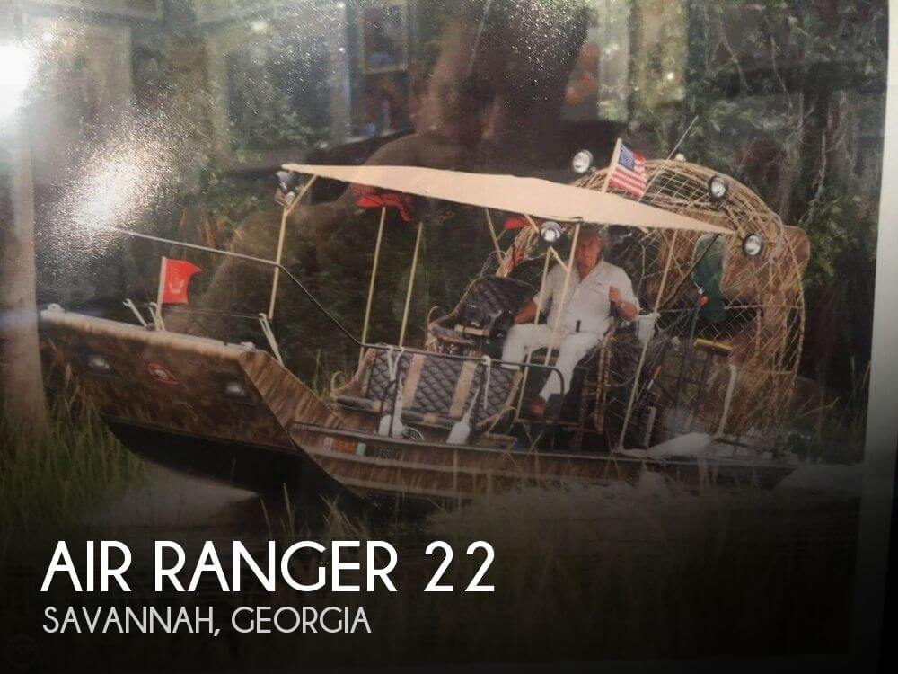Used Ski Boats For Sale in Georgia by owner | 2005 Air Ranger 22