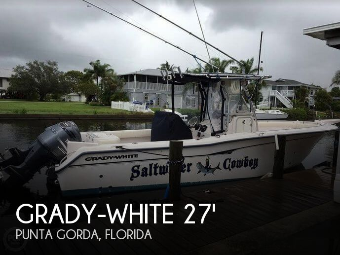 Used Grady-White Boats For Sale by owner | 2004 Grady-White 273 Chase CC