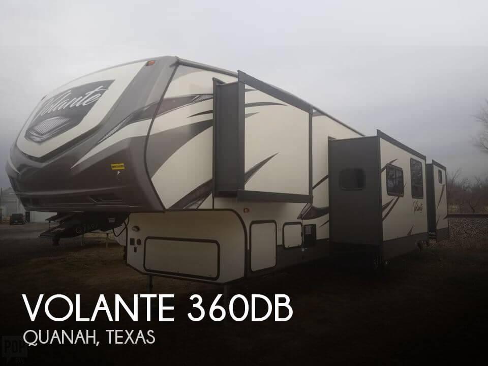 2017 CrossRoads Volante 360DB