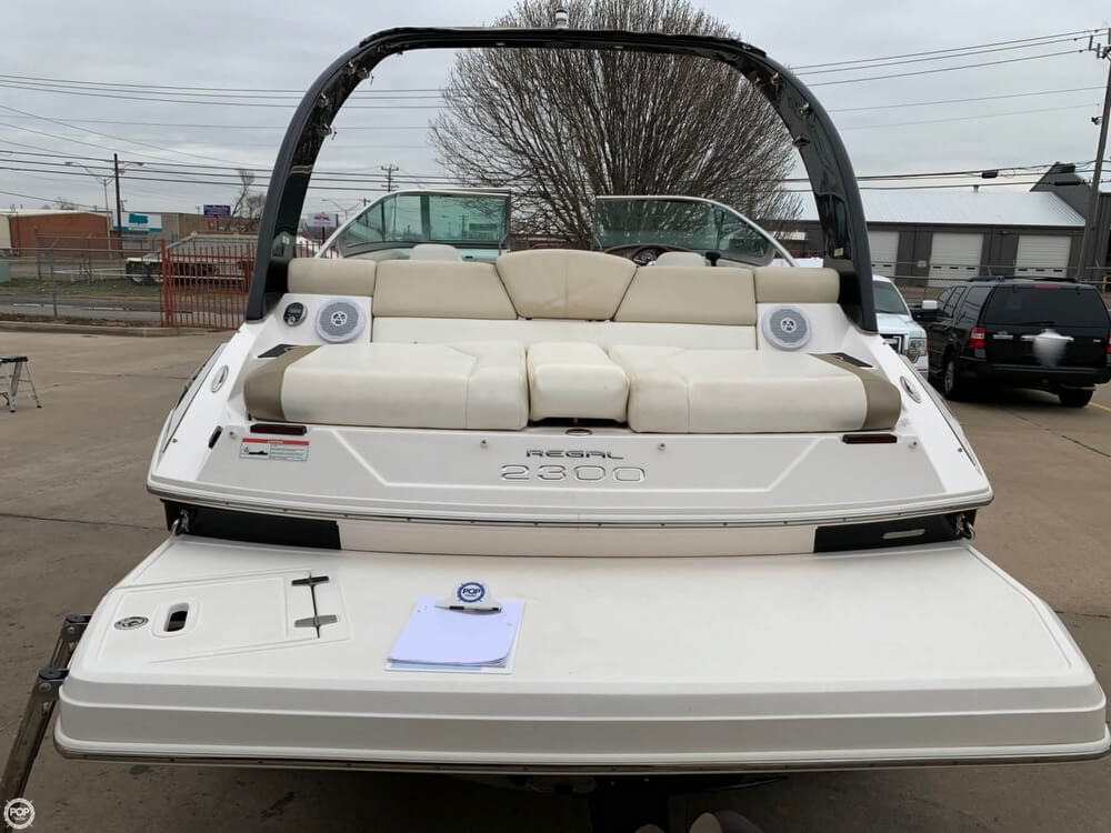 2011 Regal boat for sale, model of the boat is 2300 Bowrider & Image # 13 of 40