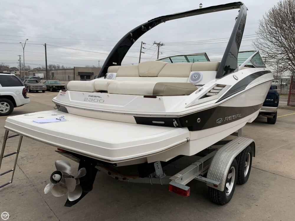 2011 Regal boat for sale, model of the boat is 2300 Bowrider & Image # 16 of 40
