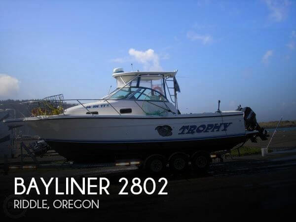 Used Boats For Sale in Medford, Oregon by owner | 1999 Bayliner 31