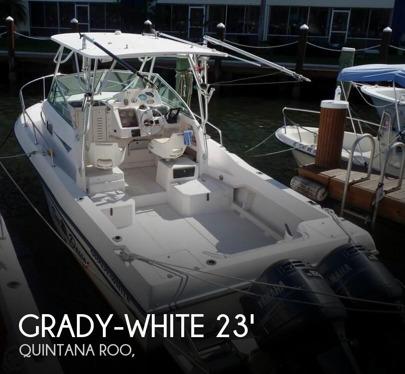 Used Boats For Sale in Mexico by owner | 1999 Grady-White 23
