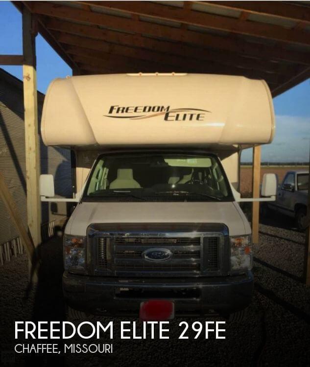 2017 Thor Motor Coach Freedom Elite 29FE