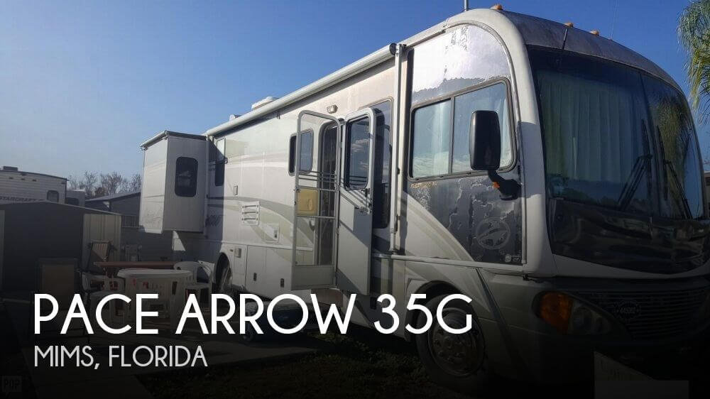 2004 Fleetwood Pace Arrow 35G