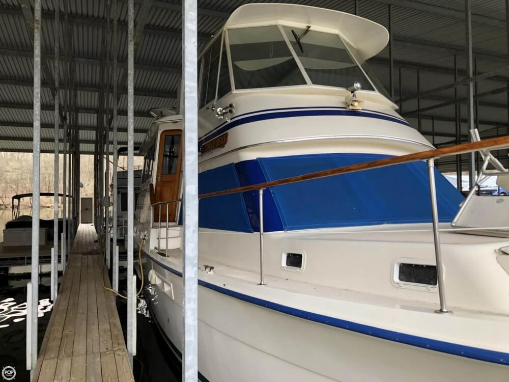 1986 Gulfstar boat for sale, model of the boat is 49 & Image # 16 of 40