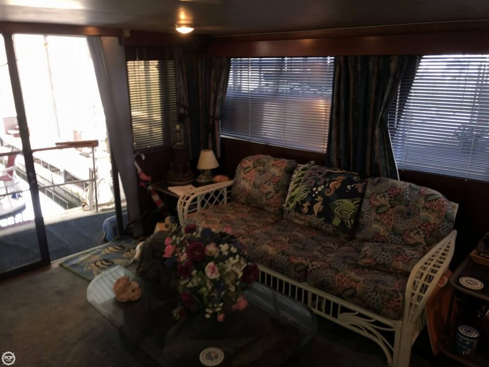 1986 Gulfstar boat for sale, model of the boat is 49 & Image # 30 of 40