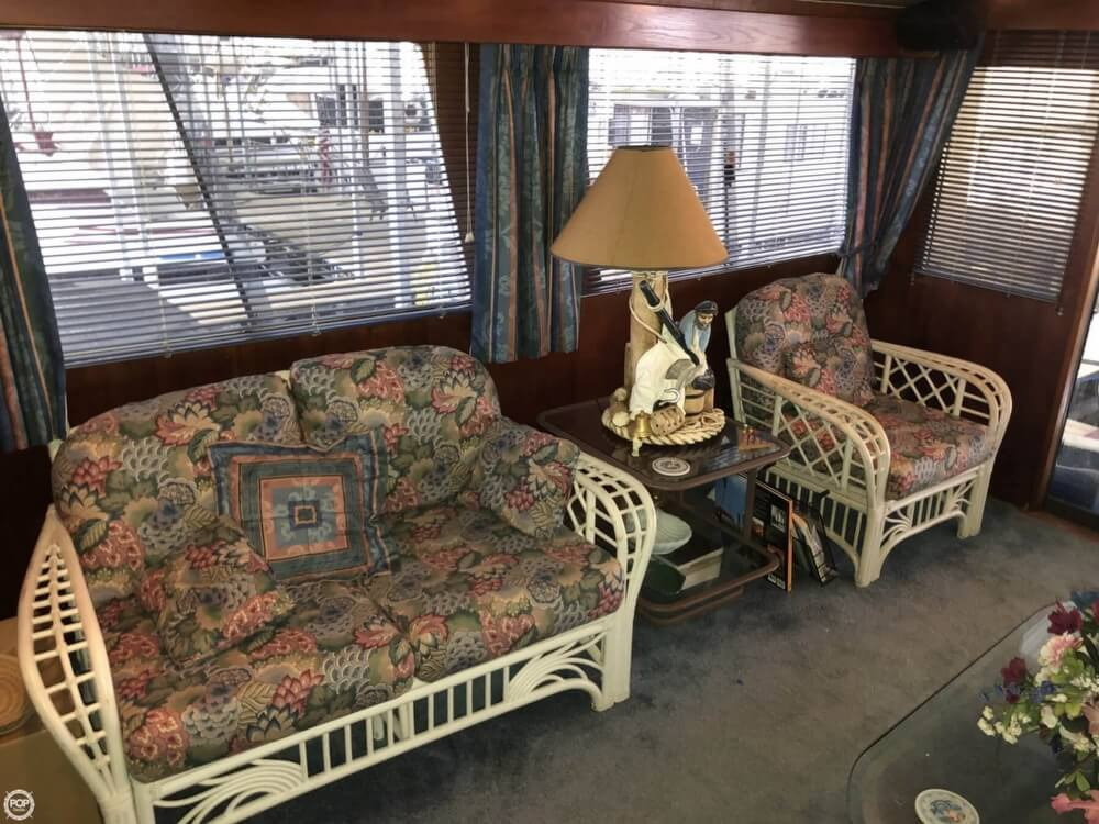 1986 Gulfstar boat for sale, model of the boat is 49 & Image # 34 of 40