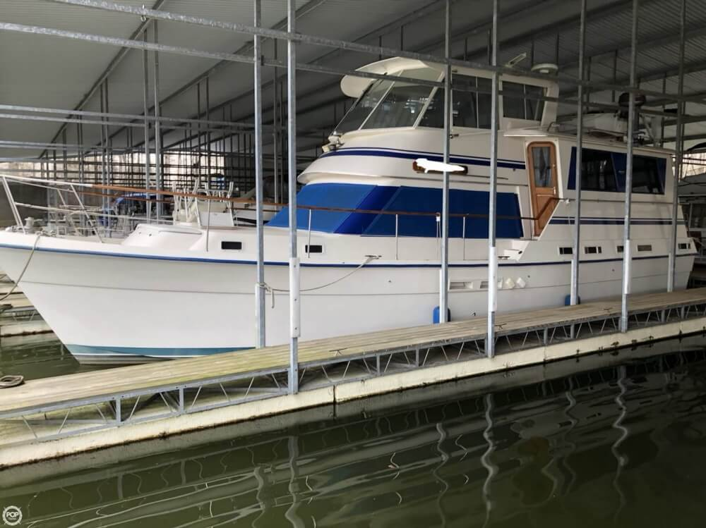 1986 Gulfstar boat for sale, model of the boat is 49 & Image # 2 of 40