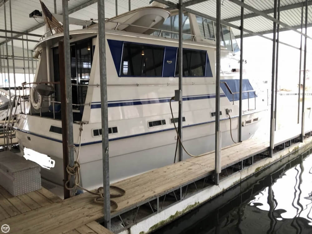 1986 Gulfstar boat for sale, model of the boat is 49 & Image # 5 of 40