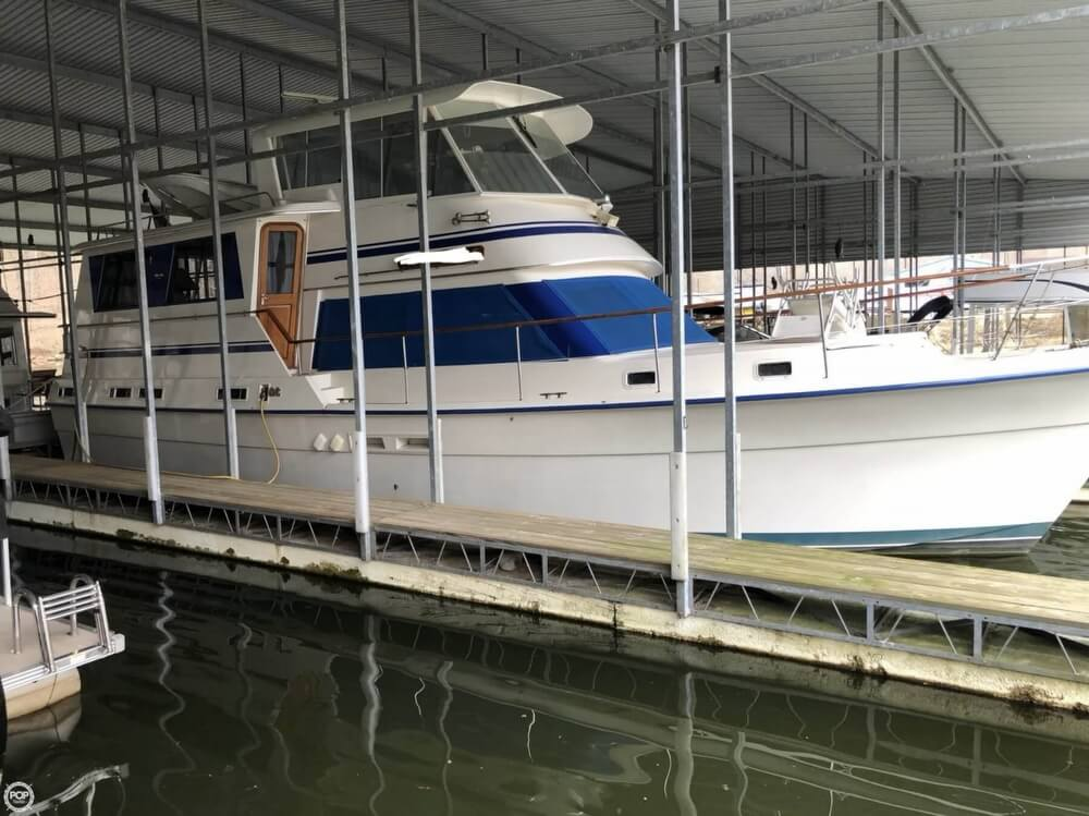 1986 Gulfstar boat for sale, model of the boat is 49 & Image # 6 of 40