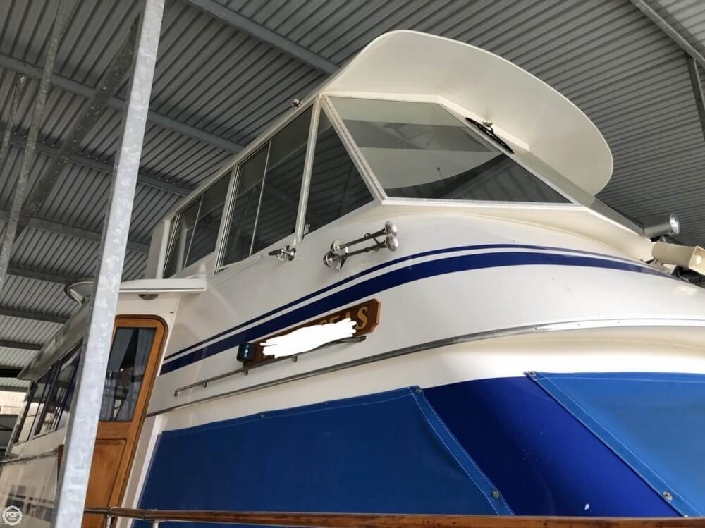 1986 Gulfstar boat for sale, model of the boat is 49 & Image # 7 of 40