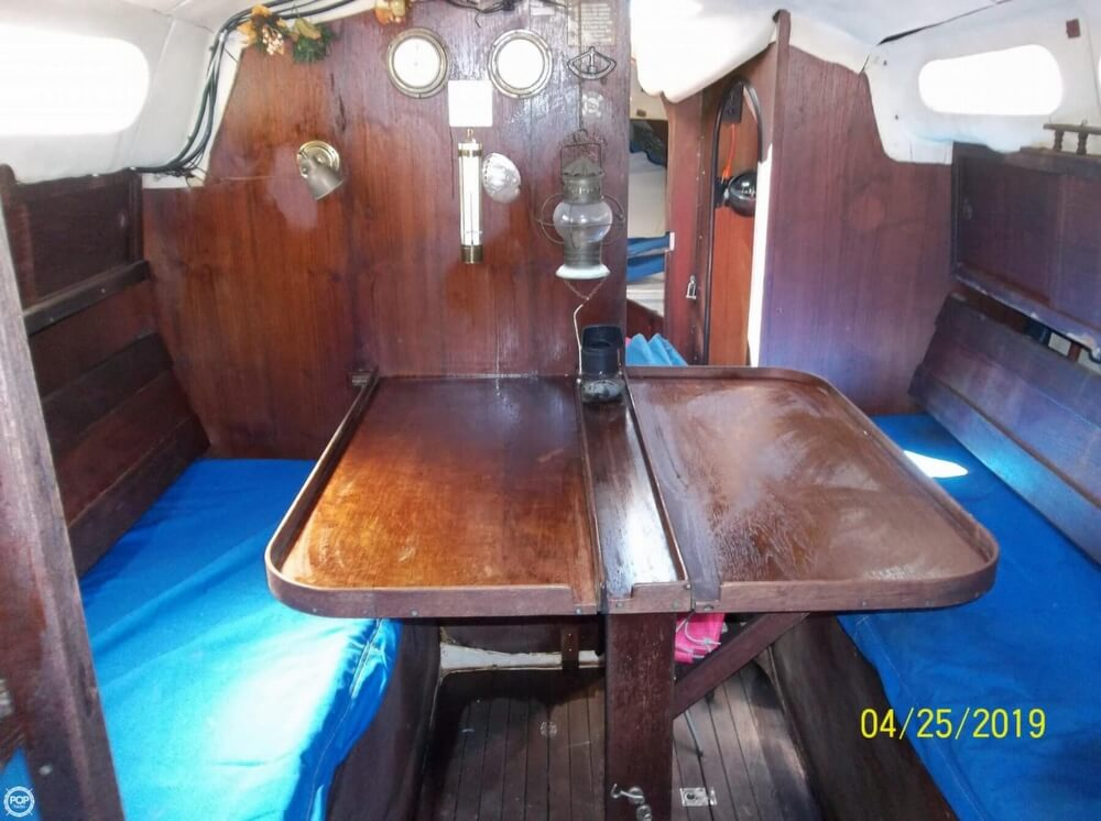 1985 Custom boat for sale, model of the boat is 30' Custom made by owner & Image # 12 of 40