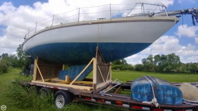 1985 Custom 30' Sloop